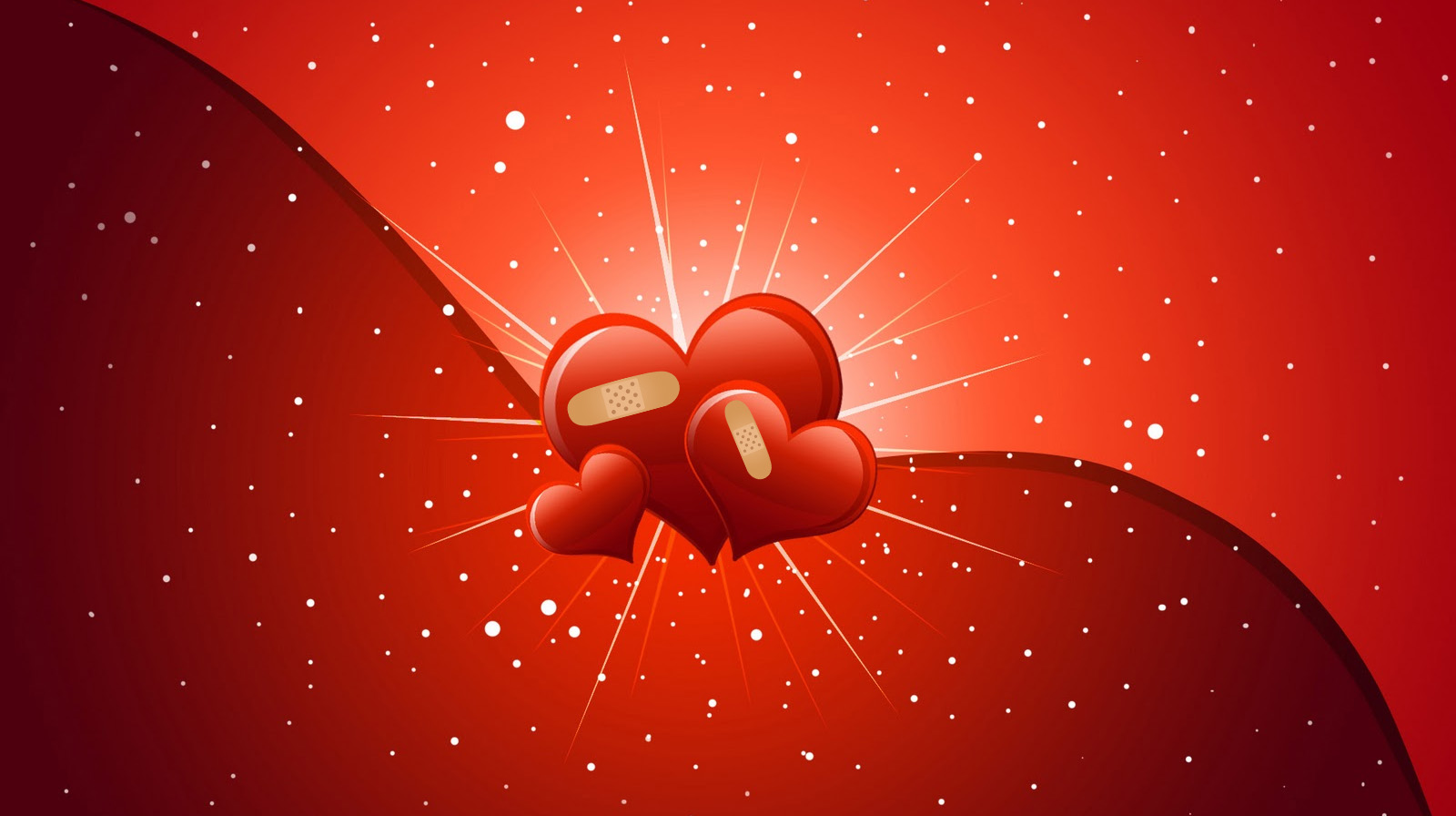 Праздником, видео открытка с сердечком